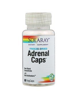 Solaray, Adrenal Caps, 60 Veg Caps by Solaray
