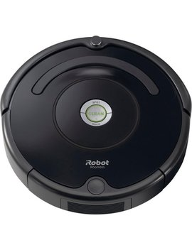 Roomba® 614 Self Charging Robot Vacuum   Black by I Robot