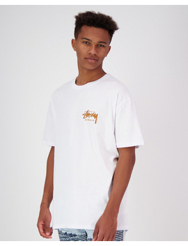 Bust Your Own Beat T Shirt by Stussy