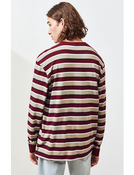 Pac Sun Nowhere Striped Long Sleeve T Shirt by Pacsun
