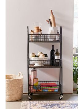 Haden Storage Cart by Urban Outfitters