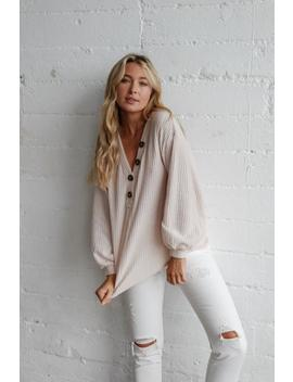 Feels Right Knit Top by American Threads
