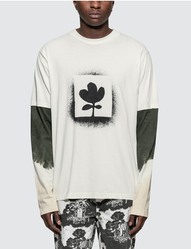 Acid Spray L/S T Shirt by Vyner Articles