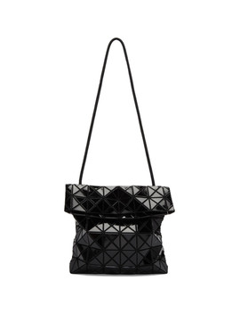 Black Prism Shoulder Bag by Bao Bao Issey Miyake
