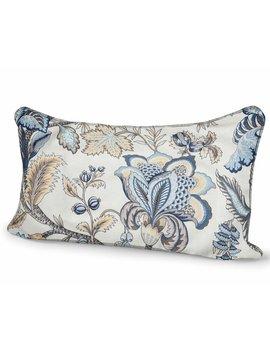 Neece Linen Lumbar Pillow Cover by Charlton Home