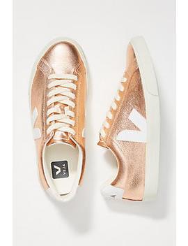 Veja Metallic Rose Sneakers by Veja