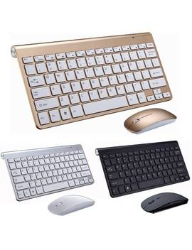 2.4 G Bluetooth Wireless Keyboard Mini Waterproof X Structure Compact Keyboard Wireless Mouse Bluetooth Receiver For Laptop Ipad  by Wish