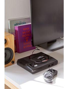 Sega Genesis Flashback 2018 Game Console And Controller Set by Sega