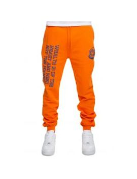 Wealth Joggers In High Risk Red by Billionaire Boys Club