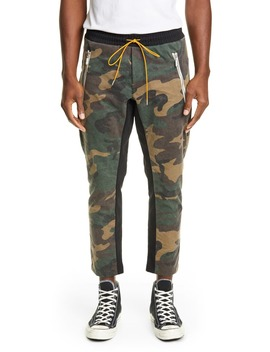 Camo Track Pants by Rhude