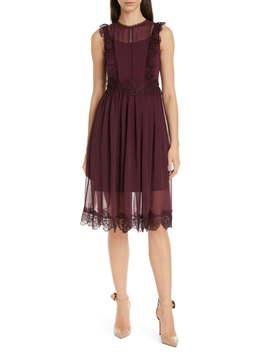 Porrla Midi Dress by Ted Baker London