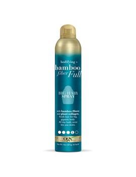Ogx Bodifying + Fiber Full Big Hair Spray   8oz by Ogx