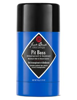 Pit Boss Antiperspirant And Deodorant Sensitive Skin Formula by Jack Black
