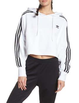 Crop Hoodie by Adidas Originals