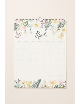 Rifle Paper Co. Garden Blooms 2020 Appointment Calendar by Rifle Paper Co.