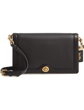 Riley Leather Crossbody Bag by Coach