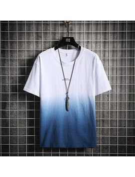 Sheck   Gradient Short Sleeve T Shirt by Sheck