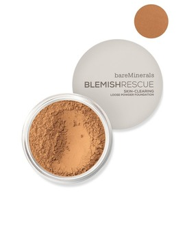 Blemish Rescue Skin Clearing Loose Powder Foundation   Warm Tan 4.5 Cn by Bare Minerals