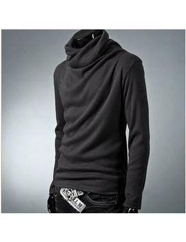 Free Shop   Turtleneck Knit Top by Free Shop