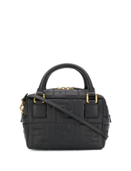 F Freedom Embossed Shoulder Bag by Fendi