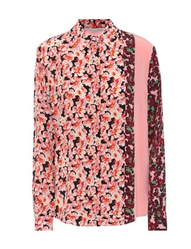 Floral Silk Blouse by Stella Mc Cartney