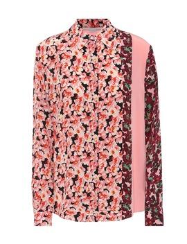 Floral Silk Blouse by Stella Mc Cartney