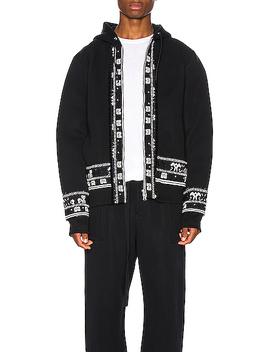 Sponge Sweat Zip Jacket by Sacai