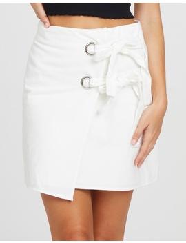 Betty Eyelet Skirt by Calli