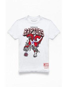 Mitchell & Ness Raptors T Shirt by Pacsun