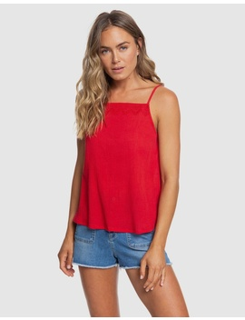 Womens Lights Down Low Strappy Top by Roxy