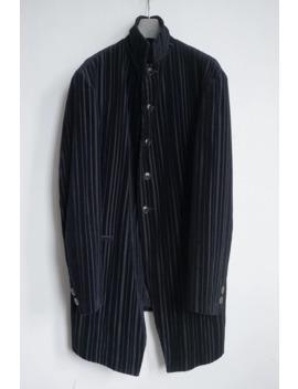 Aw96 Velvet Corduroy Coat by Yohji Yamamoto  ×