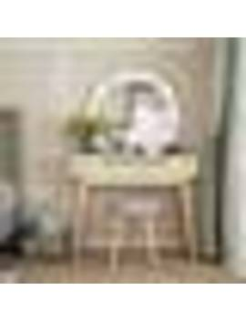 Corrigan Studio Bowyer Vanity Set With Mirror by Wayfair