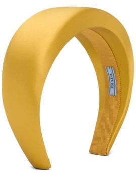 satin-headband by prada