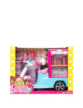 Barbie Bistro Cart by Mattel
