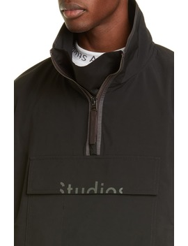 Odion Logo Jacket by Acne Studios
