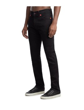 Manchester United Denim Collection Rocco Skinny Fit Jeans by True Religion