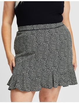 Lauren Mini Skirt by Atmos&Here Curvy