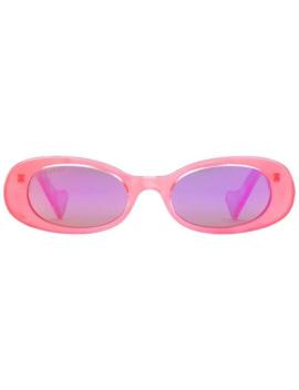 Oval Frame Sunglasses by Gucci Eyewear
