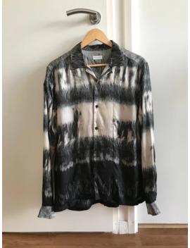 Aw18 Camron Shirt Viscose Print by Dries Van Noten  ×