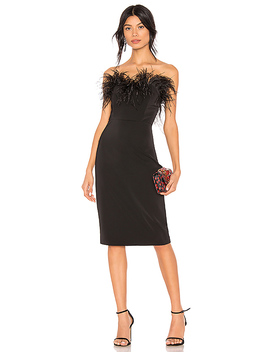 Aurora Dress In Black by Lpa
