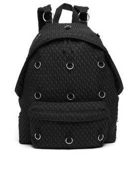 X Raf Simons Patterned Ring Backpack by Raf Simons X Eastpak