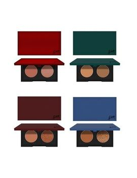 Bbi@   Last Shadow Palette Duo Series 1set (4 Types) by Bbi@