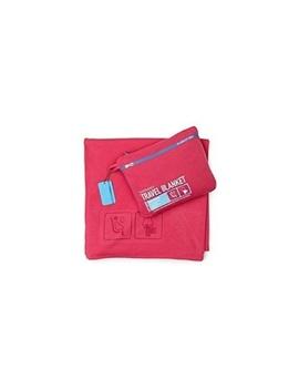 Emergency Travel Blanket   Pink by Flight 001
