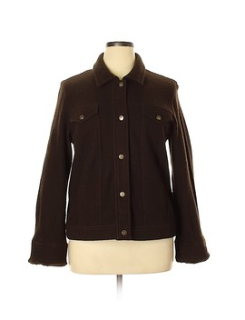 Wool Coat by Real Clothes