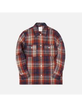 Wood Wood Franco Shirt by Wood Wood