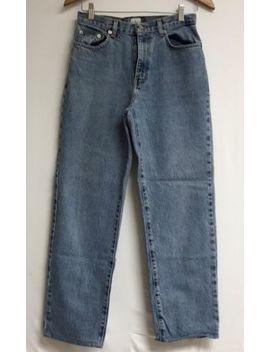 Vtg Calvin Klein Jeans Double Stone Wash, Mom Jeans, Size 6, Inseam 27 by Calvin Klein