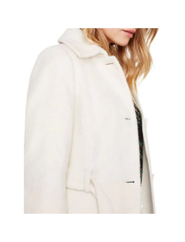 Leora Belted Coat by Damsel In A Dress