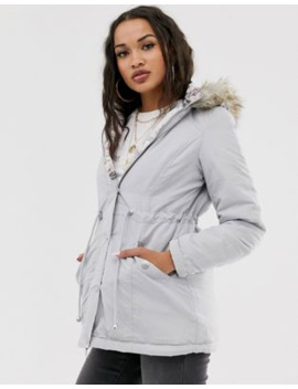 Lipsy Reversable Parka by Lipsy