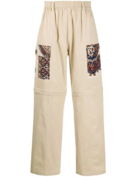 Loose Cut Trousers by Paria Farzaneh