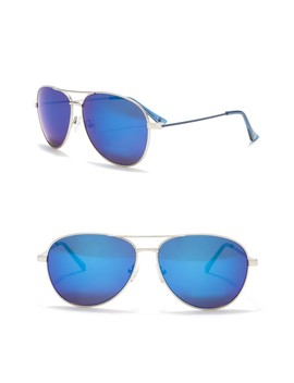 Aviator Metal Sunglasses by Vince Camuto